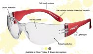 Grafter Lightweight Safety Glasses